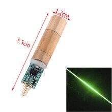 1 pièces Module Laser Scanner Module vert 532nm 30 ~ 50mW Module Laser vert Diode Laser