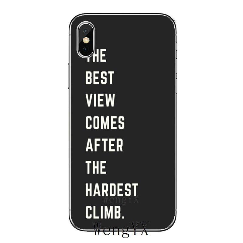 Simple Phrase Inspirational Love soft tpu phone case For Samsung Galaxy J7 J5 Prime pro J3 A7 A5 A3 2018 2017 2016 2015