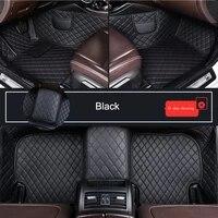 customized car floor mat for logan megane renault duster kaptur fluence koleos car accessories