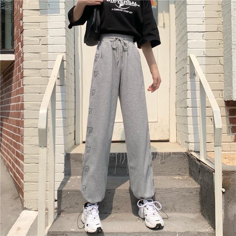 2021 Small Bear Pants Women's Spring and Autumn Korean Style