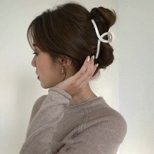 Fashionable, Beautiful and Practical Large Clip, Korean Imported Daily Bath Exquisite Clip Internet