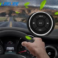 Беспроводной пульт дистанционного управления на руль автомобиля, Bluetooth-Кнопка громкости для телефонов и планшетов на IOS, Android, мотоциклов, ве...