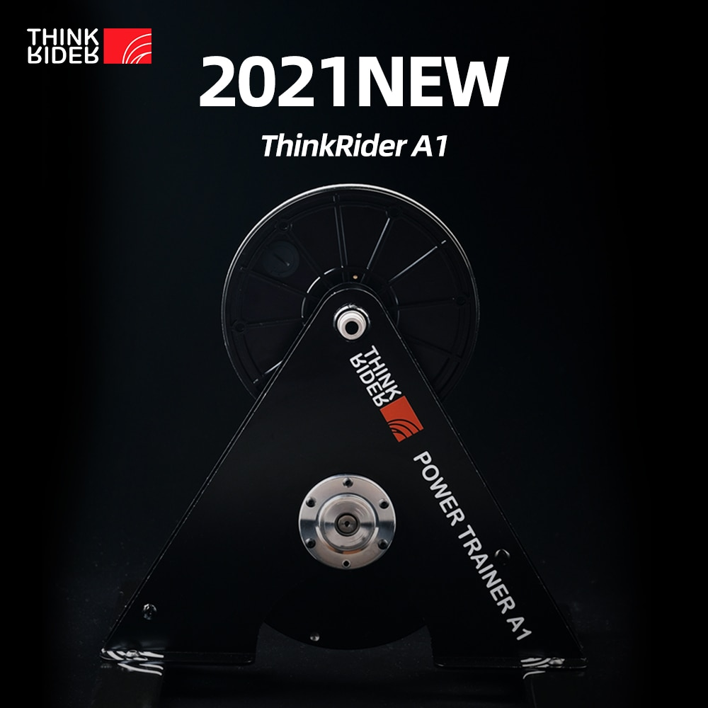 New Thinkrider A1 Direct Drive Bike Trainer Rodillo Bicicleta Entrenamiento Bicycle Power Meter home trainer Compatible zwift