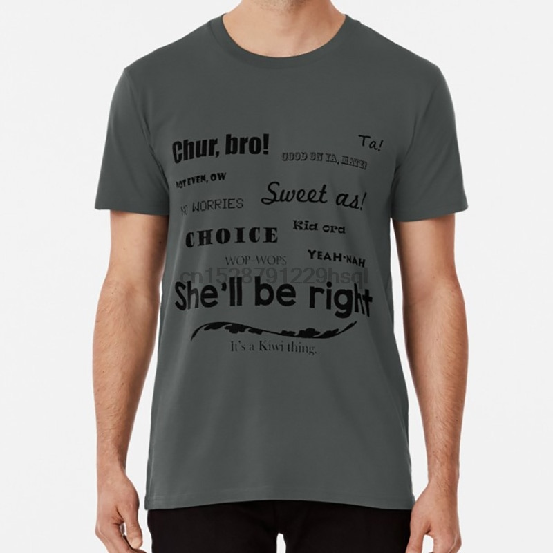 Ele um kiwi coisa t camisa kiwi nova zelândia nz neozelandeses nova zelândia kiwis kiwi slang kiwi palavras chur
