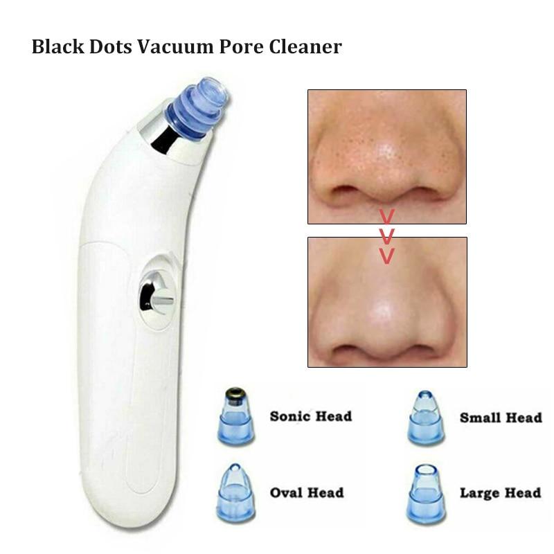 Бесплатная доставка, черный точечный фотоаппарат для удаления черных точек на носу, акне, прыщей, фотоаппарат для спа-процедур