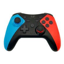 Двойная вибрация, беспроводной джойстик, геймпад, джойстик с игровым контроллером Wake-up для Switch Pro, контроллер Switch