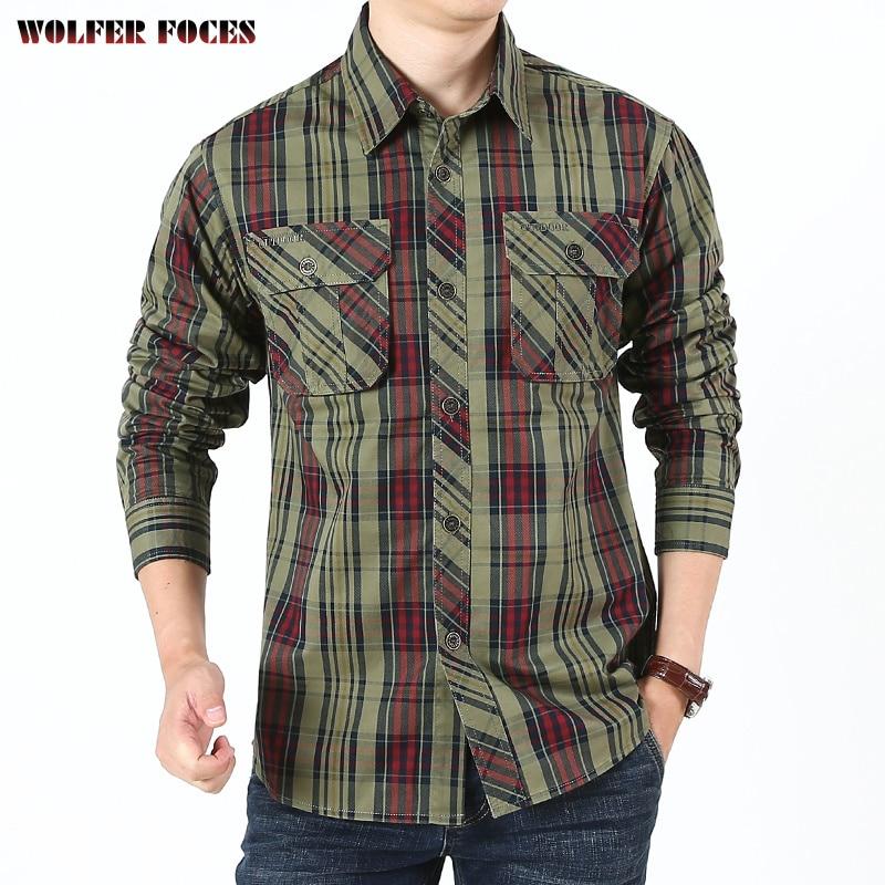 2021 منقوشة قميص الرجال قميص قطني بكم طويل الأعمال عادية قمصان هاواي للرجال الملابس موضة الذكور الصيف الرجال الفساتين