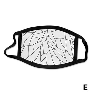 Swashable And Reusable Women Man Adult Cloth Mondkapjes For Germ Protect Mondmasker Mascara Scarf Halloween Cosplay Mask