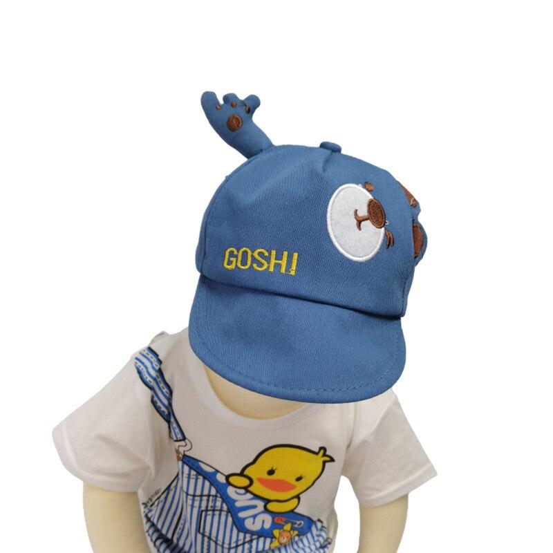 Baby Boy  Cartoon Cute Baseball Cap
