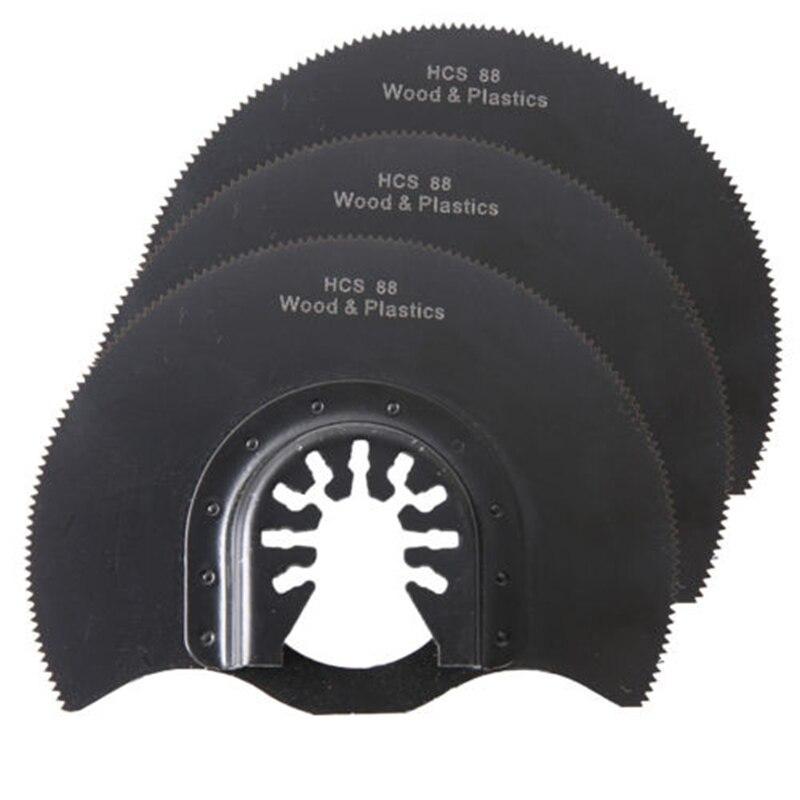 1 hoja de sierra oscilante Multi-herramienta para Black And Decker, Dewalt, Makita