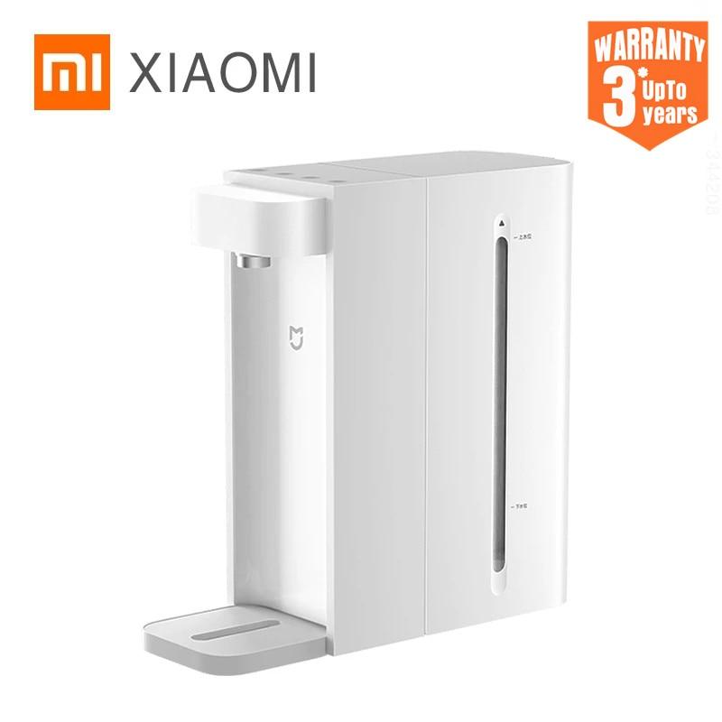XIAOMI MIJIA الذكية الفورية الساخن مياه الشرب C1 المنزل مكتب سطح المكتب الكهربائية KettleTemperature المحمولة المنزل مكتب Desktop2.5L