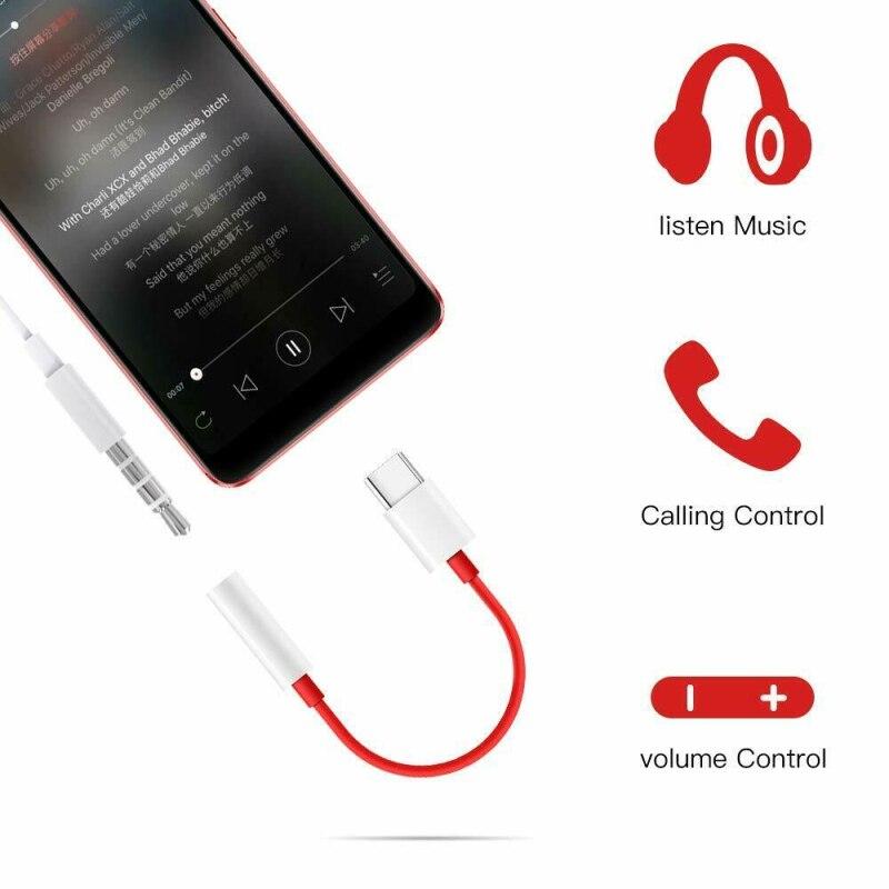 Adaptador de conector de auriculares USB tipo C a 3,5mm, Cable convertidor...