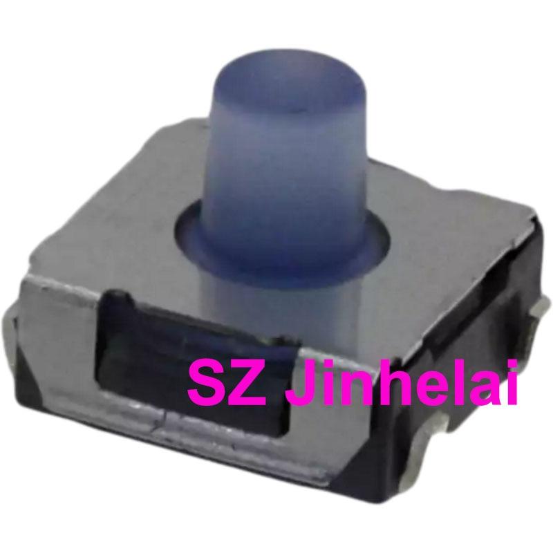 interruptor tatil original autentico de 100 pces omron b3sl 1025p botao chave 6651mm