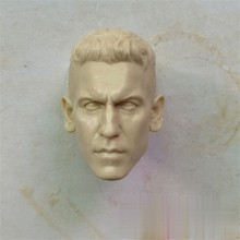 Unlackiert 1/6 Skala Film Charakter Joe Boenser Kopf Sculpt Kopf Modell Für Action Figure Puppen Körper Skizze Praxis