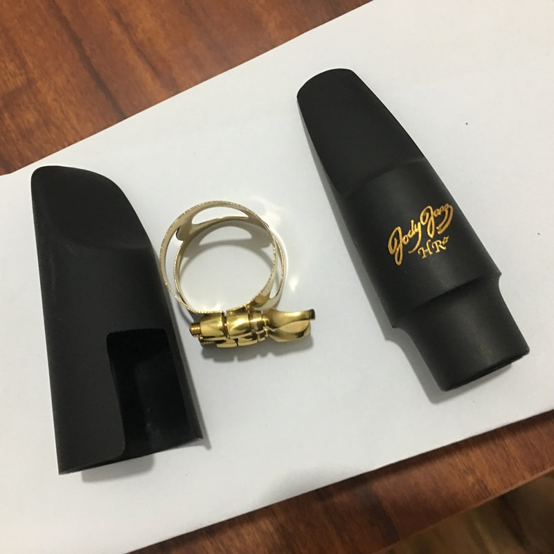 GODY GAZZ HR* Bakelite Saxophone Mouthpiece For Alto Tenor Soprano Sax Brand Instrument Accessories enlarge