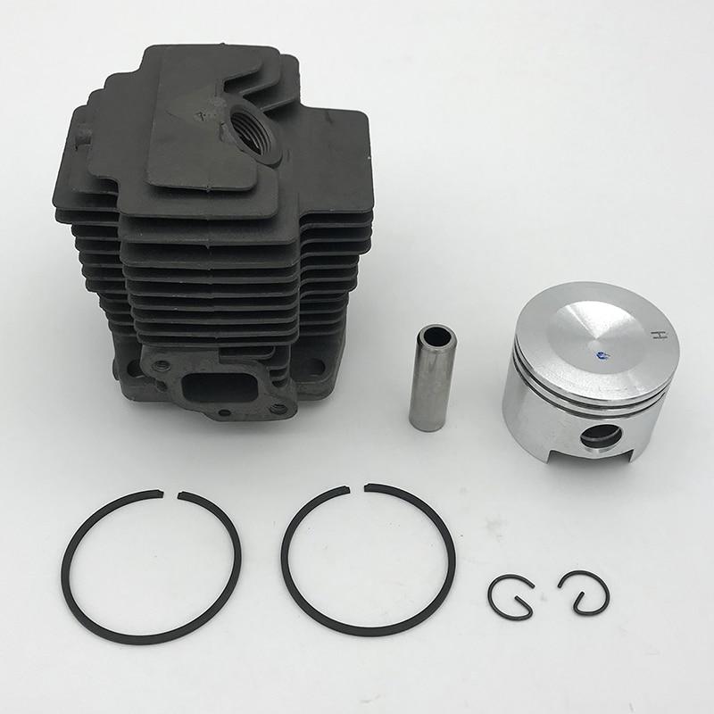 41.5mm 44MM TH48 TH43 Cylinder Piston Kit Fit For Kawasaki Kbl48 KBH48 TH430 KBH43A KAAZ Garden Trimmer Brushcutter Engine Parts