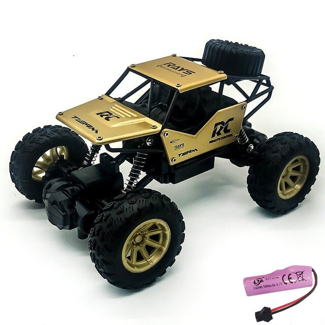 1:12 37cm RC CAR High Speed Racing Off-Road Vehicle Double Motors Drive Bigfoot Car Remote Control Toys Buggy 1/12 Cars enlarge