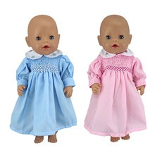 New Dress Wear For 43cm Baby Doll 17 inch Reborn Baby Doll Clothes