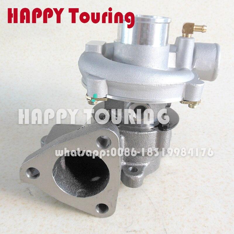 GT1749S turbo kit turbocompresor para Hyundai Grace Starex Galloper H100 H200 Van Duty Truck 28200-4B160 28200-4B151 700273-5001S