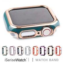 Watch Case for Apple Watch Series se 6 5 4 3 2 1 Compatible for iWatch 38mm 40mm 42mm 44mm Cover for series 6 se 5 4 3