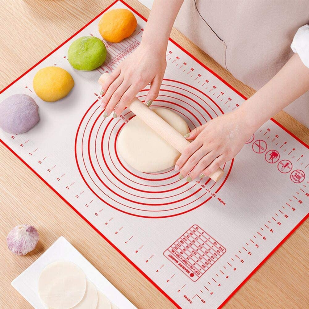 Силиконовый коврик, коврик для выпечки хлеба, многоразовый коврик для готовки, теплоизоляционный коврик, кондитерские изделия и аксессуары...