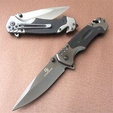 440c тактический складной нож Карманный Походный охотничий походный Быстрый открытый G10 нержавеющий нож с лезвием ножи s