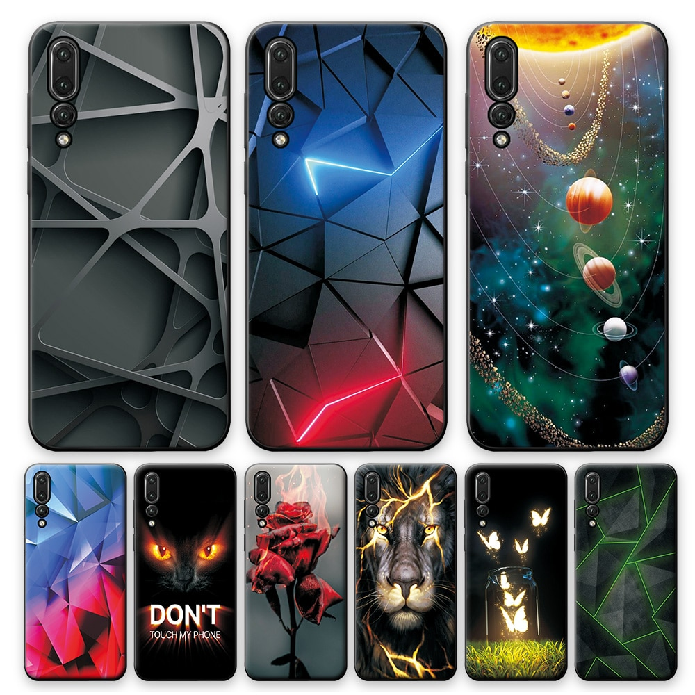 For Huawei P20 Pro Case Cover For Huawei P20 Pro P 20 Pro Phone Case For Huawei P20 Pro Case Silicon