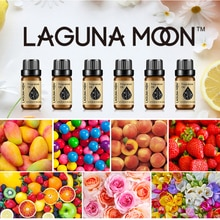 Lagunamoon Rosemary Fragrance Oil 10ml Oil Flower Fruit Passion Fruit Orange Blossom For Candle Bath
