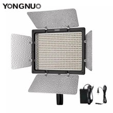 YONGNUO YN600L YN600 600 LED Light Panel 5500K LED Photography lights FOR Video Light Wireless 2.4G APP Remote AC Adapter