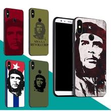 Che Guevara kılıf Xiaomi Redmi için not 9 S 8T 7 8 9 K30 Pro 7A 8A Mi A3 max3 Mix3 9T 9 SE 10 Lite