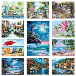 5D DIY Алмазная картина полная Алмазная вышивка пейзаж продажа горный хрусталь мозаика картина крестиком набор домашний декор