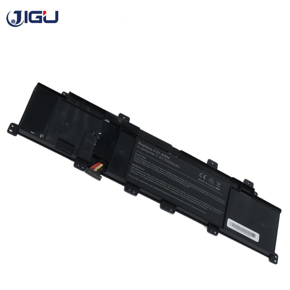 JIGU 7,4 V C31-X402 для ноутбука Asus для VivoBook S300 S400 S400C X402C