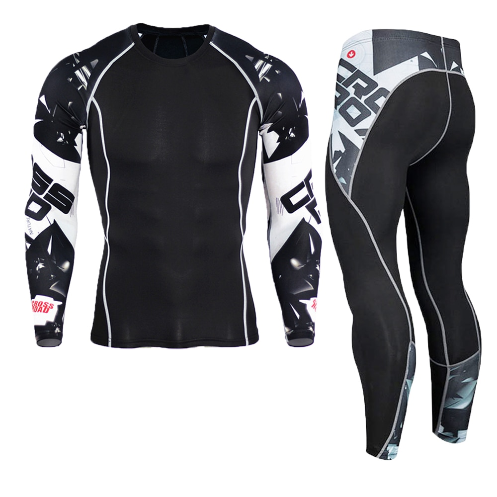 New Men Thermal Underwear Sets Compression Fleece Sweat Quick Drying Thermo Underwear Men Clothing Longs Johns Rashgard kit top quality new thermal underwear men underwear sets compression fleece sweat quick drying thermo underwear men clothing s 3xl
