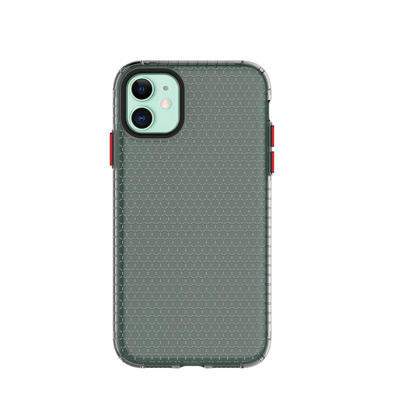 Honeycomb Space Phone Case for Iphone 11 Pro Se 2 2020 Degree Airbag Full Protection Slim Thin Phone Case for IPhone 11 Se 2