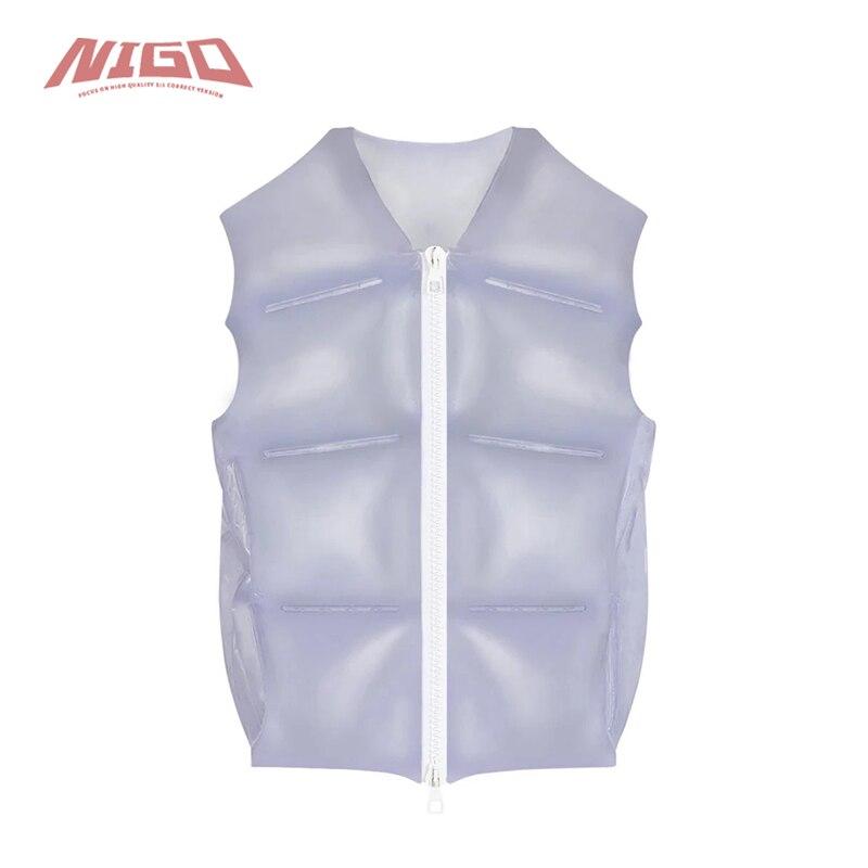 NIGO 21ss Air Vest Code@L96