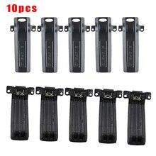 Accessoires de Clips de ceinture noire pour Baofeng UV-82 8W UV-8D talkie-walkie GT-5TP