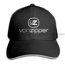 VonZipper SkateBoard Baseball cap men women Trucker Hats fashion adjustable cap