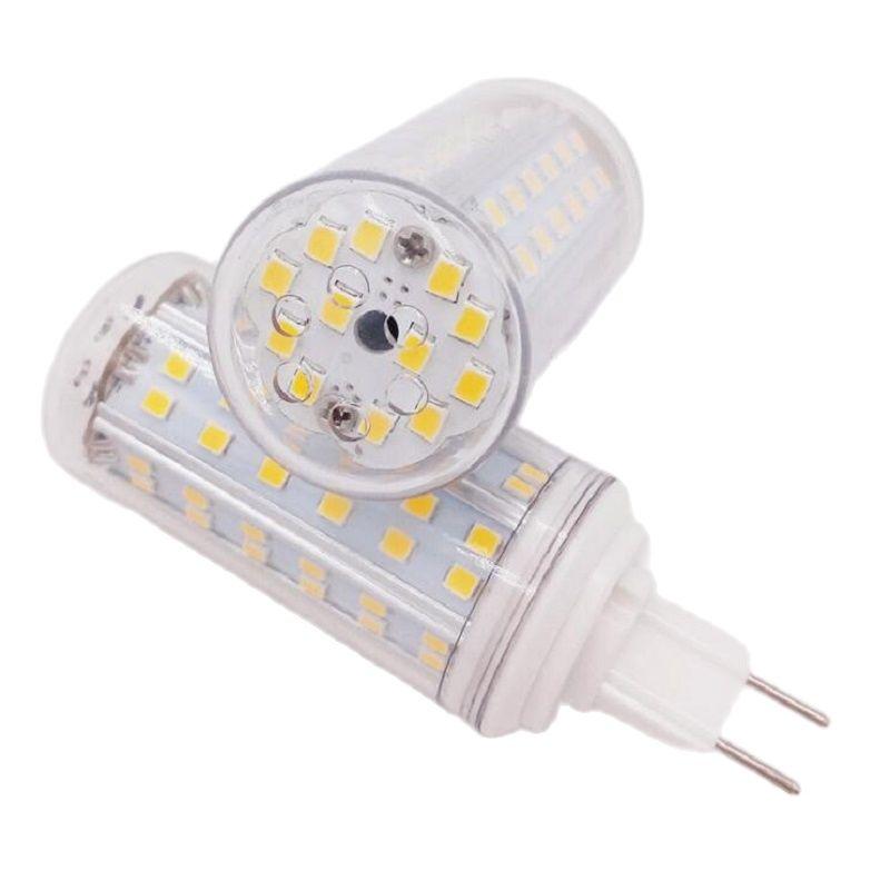 Фото - Новейшая светодиодная лампочка-кукуруза 10 Вт G8.5, SMD2835 G8.5, светодиодная лампочка PL, лампочка для замены галогенной лампочки G8.5, лампочка лампочка