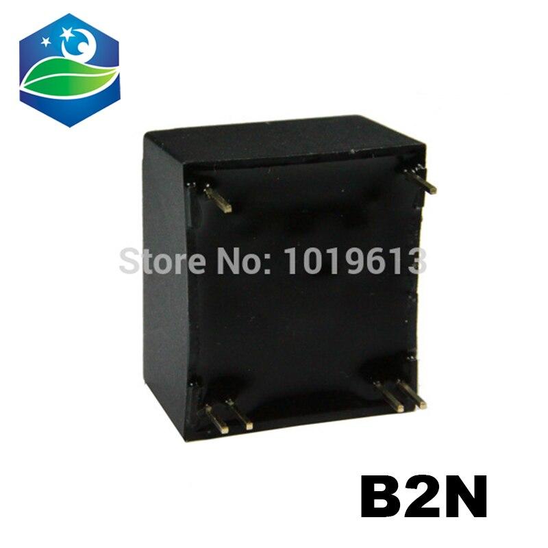 B2N серия с эффектом Холла Датчик тока замкнутый цикл режим преобразователь постоянного тока 1A