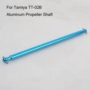 TT-02B Aluminum Ppropeller Shaft for Tamiya TT02B/TT02 TT-02 54501 Upgrade Parts