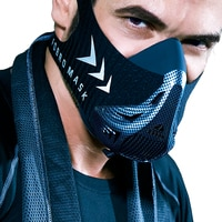 FDBRO Sport Mask Training Sports Mask 3.0 Running Masks For Fitness Gym Workout Resistance Elevation Cardio Endurance Breathing
