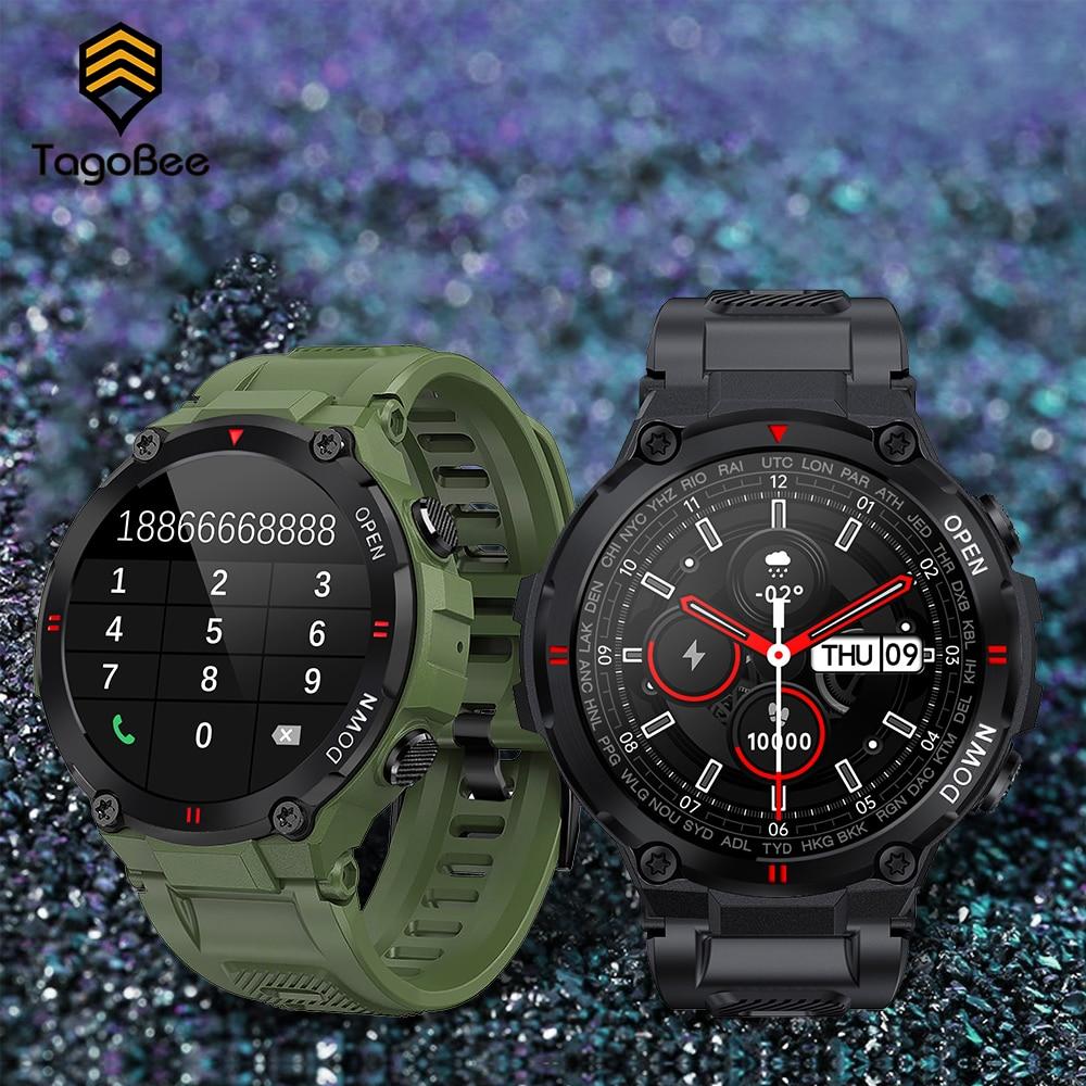 AliExpress - TagoBee Smart Watch Men Barometric Blood Pressure Weather K22 Long Battery 400mAh Smartwatch Fitness Tracker Heart Rate Bracelet