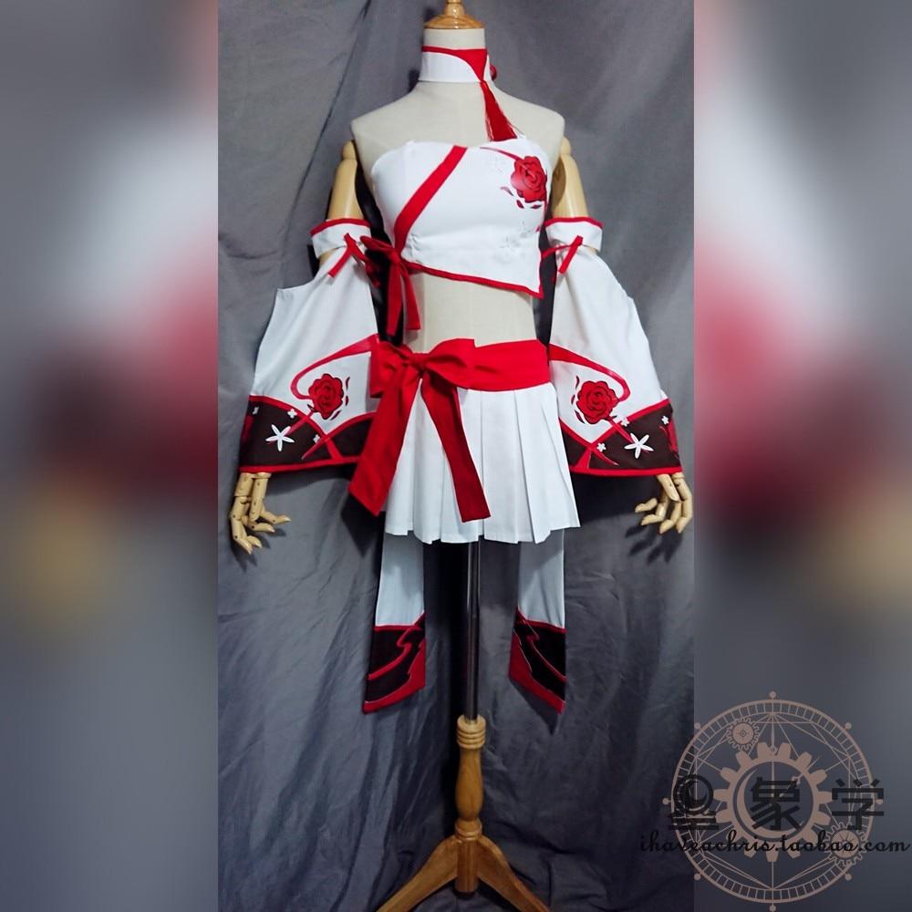 [Personalizado] traje de Anime Final Fantasy XIV FF14 Shisui traje de soltero traje de Cosplay de cualquier tamaño mujeres Halloween envío gratis