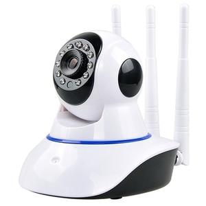 1080P HD Wireless WiFi Security Camera Indoor Home Surveillance Camera 3 Antennas, Office Monitor