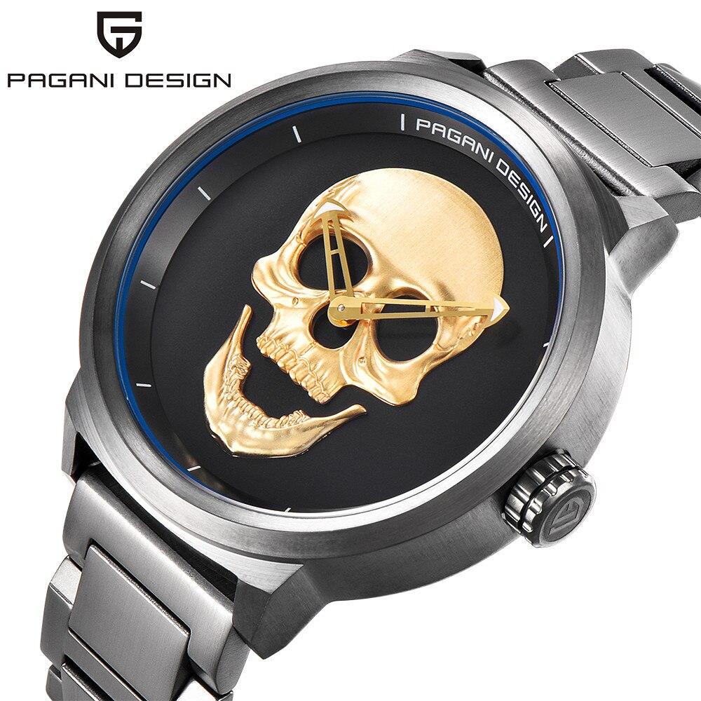 Reloj de recompensa para hombres, relojes de cuarzo impermeables, para deportes, de lujo, reloj de pulsera analógico dorado, Erkek kol saati reloj Masculino