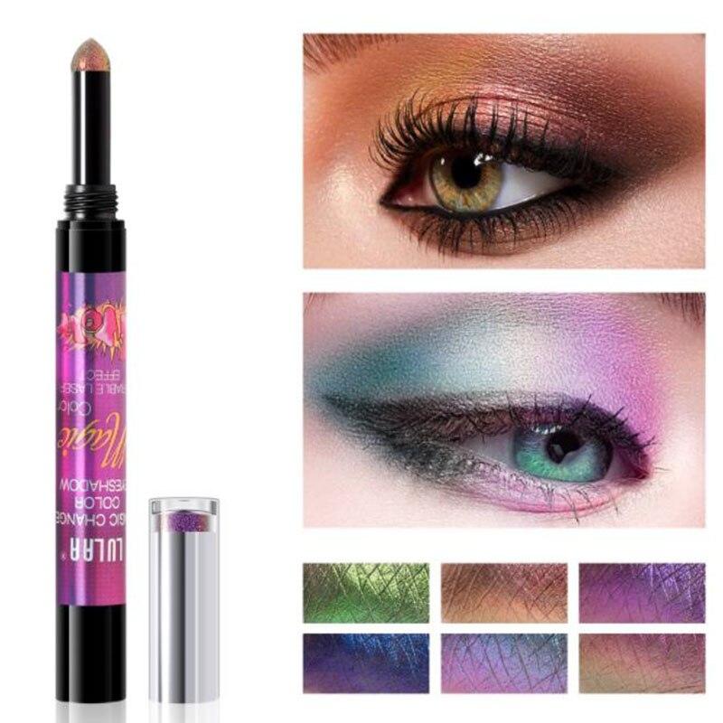 1 шт. цветные градиентные тени для век ручка долговечные водонепроницаемые легкие в окрашивании сексуальный модный макияж для век женские к...
