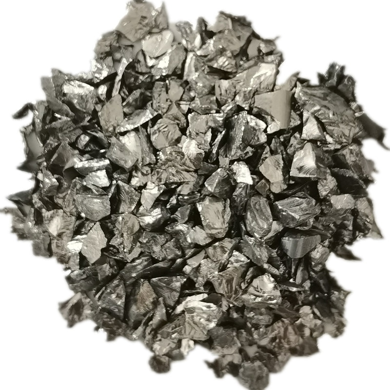 10g الجرمانيوم كتلة معدنية 99.999% عالية النقاء Ge لجمع عنصر شحن مجاني