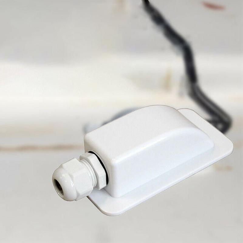 20 años de vida útil ABS Cable único de entrada de la caja para paneles solares barcos de motor