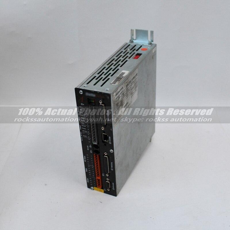 محرك مؤازر تيار متردد DAC05/XFBK100 DAC 05/XFBK100 مستعمل بحالة جيدة مع شحن DHL/ EMS مسلسل 46052 مجاني