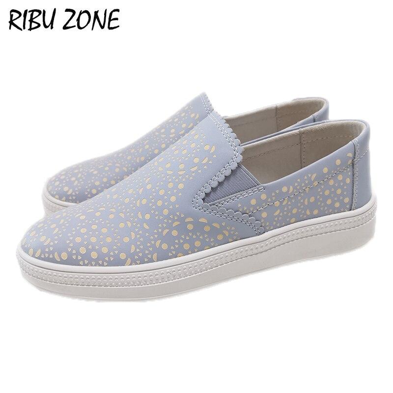RIBU ZONE 2019 liquidation vente chaussures en cuir véritable échantillon supplémentaire chaussures femmes chaussures plates pour étudiant/travail
